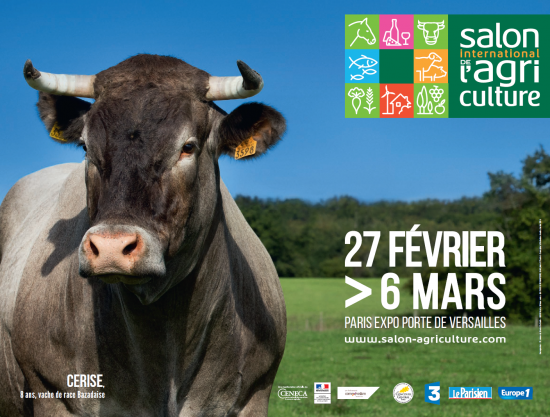 salon de l 39 agriculture a paris