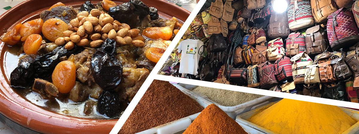marrakech city break avec les voyages bernard