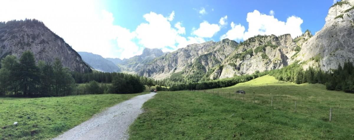 Voyage au Tyrol en 2015 avec les voyages Bernard